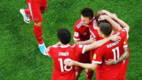 Ставка дня: победа сборной России за 6.00