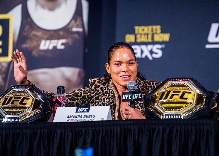 UFC открыто поддерживает ЛГБТ и даже спонсирует парады