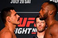 Дос Аньос в погоне за титульником, Олейник против нокаут-машины. Ждем UFC Сан-Антонио