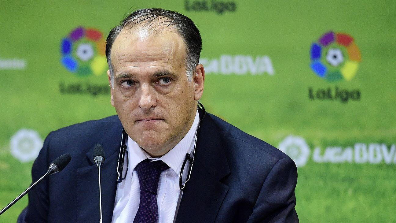 Глава Ла Лиги раскритиковал ФИФА: Одни придумывают Суперлигу, другие  предлагают проводить ЧМ раз в два года