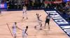 Davis Bertans (3 points) Highlights vs. Denver Nuggets