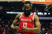 Гонка за MVP НБА. Харден близок, но все равно не лучший игрок мира