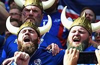 болельщики, сборная Исландии, фото, Евро-2016