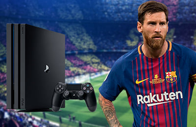 Уже завтра стартуют Fantasy-турниры Ла Лиги и Бундеслиги! Разыгрываем PlayStation 4 и футболки клубов