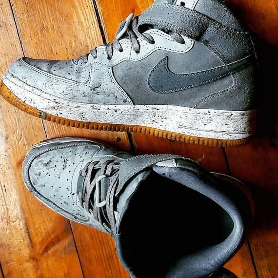 стиль, кроссовки