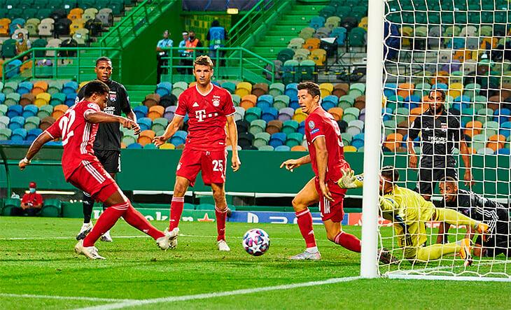 😎 «Бавария» изящно проскочила в финал ЛЧ: наказали «Лион» дублем Гнабри, наконец-то пережили полуфинал
