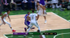 Marvin Bagley III rises to block the shot