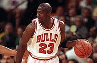 светская хроника, Майкл Джордан, Чикаго, НБА