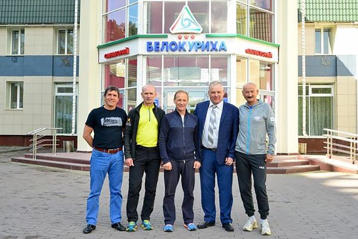 Сборная России в Белокурихе: нет половины состава, зато есть (был) снег и новый тренер