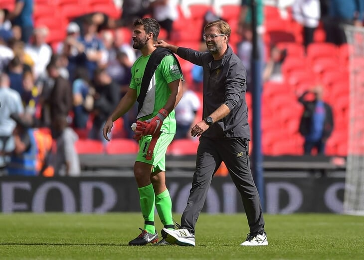 В «Ливерпуле» все игроки знают английский – это требование Клоппа. А кто не учит – сидит на лавке