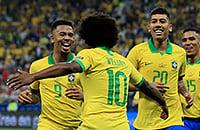 Тите, Сборная Бразилии по футболу, Лионель Месси, Кубок Америки, Лионель Скалони, Сборная Аргентины по футболу, Дани Алвес