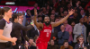 James Harden with 61 Points vs. New York Knicks