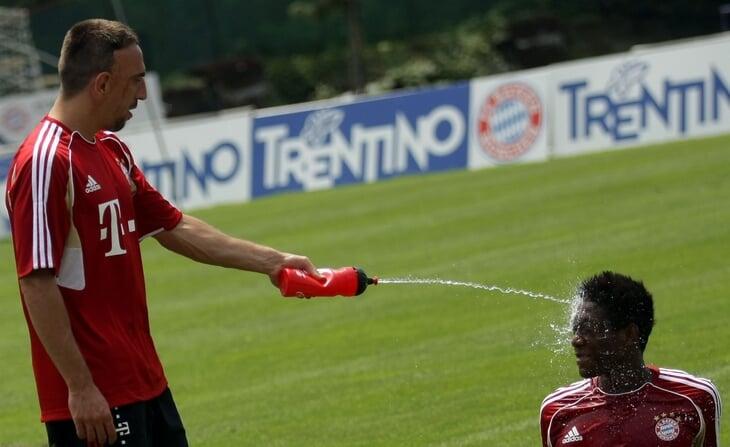 37-летний Рибери в топе Серии А по прессингу, дриблингу, скорости и ассистам. А еще воспитывает молодых и думает о карьере тренера
