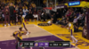 Damian Lillard 3-pointers in Los Angeles Lakers vs. Portland Trail Blazers