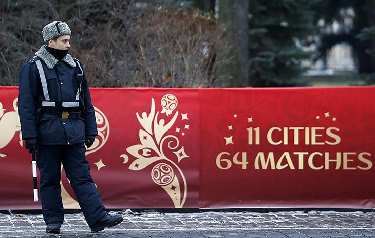 Студенты МГУ против фан-зоны чемпионата мира. Опять