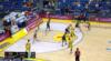 Jordan Mickey with 5 Blocks vs. Maccabi FOX Tel Aviv