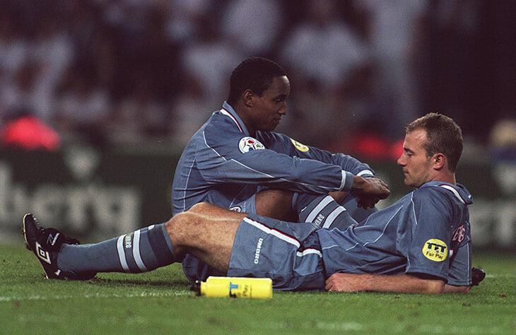 Это самый успешный Евро для Англии за 25 лет! Она еще никогда не была в финале