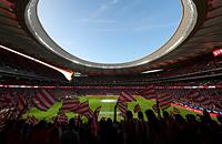 болельщики, Висенте Кальдерон, Атлетико, примера Испания, стадионы