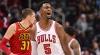GAME RECAP: Bulls 129, Hawks 122