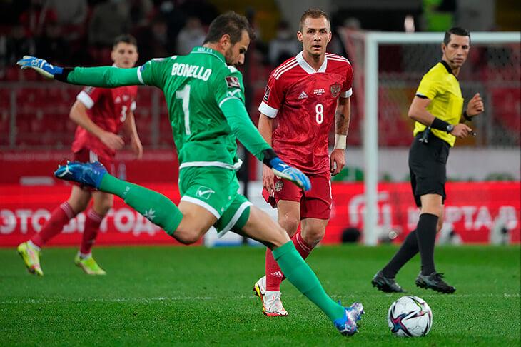 Во втором тайме с Мальтой было страшно: уступали по ударам, могли пропустить