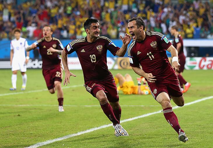 «Я забивал не для себя – а для сборной и страны». Кержаков – о рекорде, который повторил Дзюба