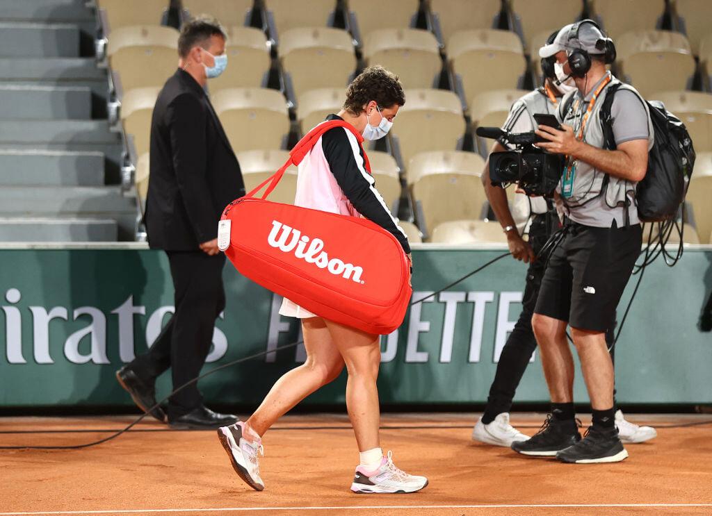 Спустя 6 недель после победы над раком она была в двух очках от 2-го круга «Ролан Гаррос». Но хочет, чтобы теннис запомнил ее доброту