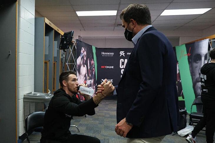MMA и бокс в 2020-м спасли два человека: Уайт и Хирн. Только они вышли за привычные рамки