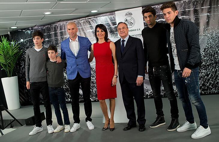 У Зидана четыре сына – и все футболисты. Как у них дела?
