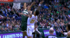 Jabari Parker rises up and throws it down