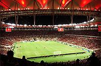 стадионы, Маракана, Кубок Либертадорес, болельщики, высшая лига Бразилия, Фламенго