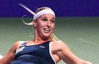 WTA, WTA Finals, Доминика Цибулкова