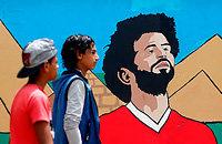 Лига чемпионов, Мохамед Салах, Сборная Египта по футболу, болельщики, премьер-лига Англия, Ливерпуль, видео, фото