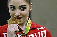 спортивная гимнастика, Рио-2016, Алия Мустафина