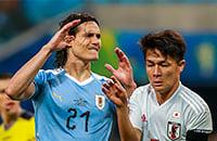 Кодзи Миеси, Сборная Японии по футболу, Сборная Уругвая по футболу, Кубок Америки, Хосе Хименес, видеоповторы, судьи