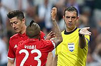 судьи, Реал Мадрид, Лига чемпионов, Виктор Кашшаи, Бавария