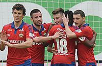 ЦСКА, Премьер-лига Россия, Мордовия, видео