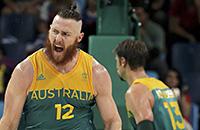 сборная Австралии, сборная Сербии, Рио-2016