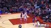 KJ McDaniels with the rejection vs. the Pistons