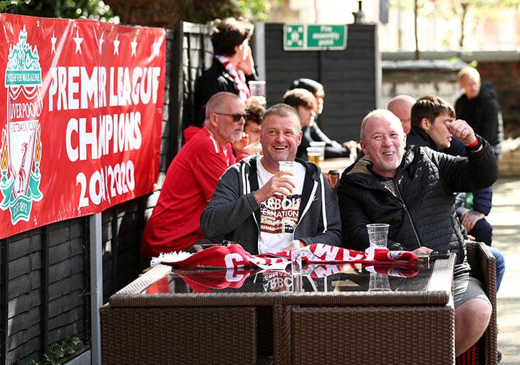 Новый сериал Sports.ru: едем к каждому клубу АПЛ и рассказываем все о городах и традициях. Начинаем с «Ливерпуля»