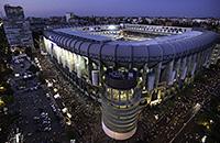 Реал Мадрид, примера Испания, стадионы, Сантьяго Бернабеу Йесте, Сантьяго Бернабеу