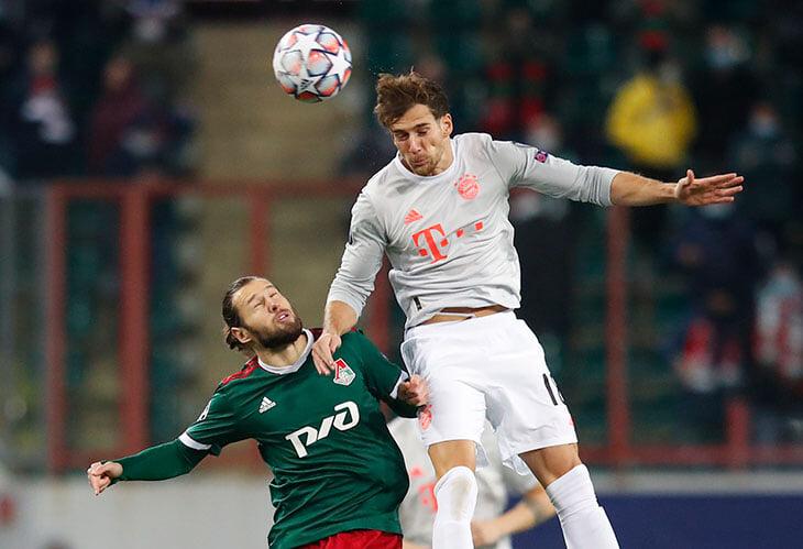 «Локо» проиграл «Баварии», но переборол страх и кайфовал. Такими мы и хотим видеть наши клубы в Европе