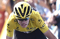 Тур де Франс, велошоссе, Кристофер Фрум