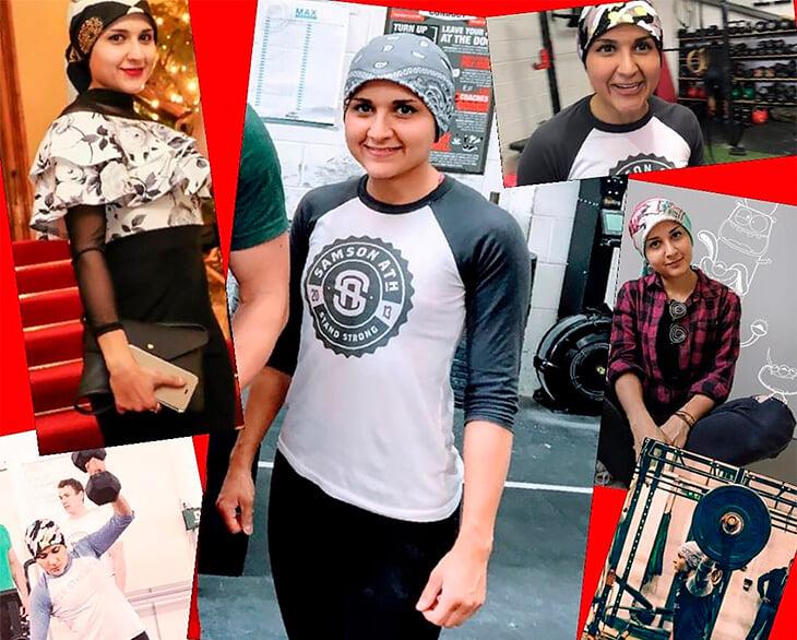 Иранская девушка умерла после любительского боя. На поединки они выходила в хиджабе