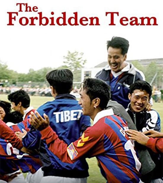 Датчанин уснул в монастыре – и запустил историю сборной Тибета. Команда тренировались на дороге с коровами и сыграла с Гренландией