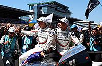 Тойота, СМП, 24 часа Ле-Мана, Николя Прост, Бруно Сенна, G-Drive Racing, Порше