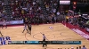 Johnathan Motley beats the buzzer vs. the Kings