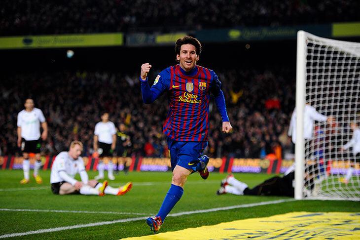 73 гола Месси в сезоне-2011/12 – рекорд топ-лиг. «Барса» заточила игру под него и помогла с потрясающей цифрой, но стала уязвима