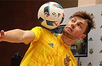 сборная Украины, Евро-2016, игровая форма
