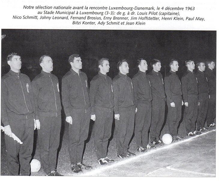 Люксембург чуть не ворвался в полуфинал Евро-1964: выбили голландцев и забили 5 датчанам –остановились в переигровке 1/4 финала