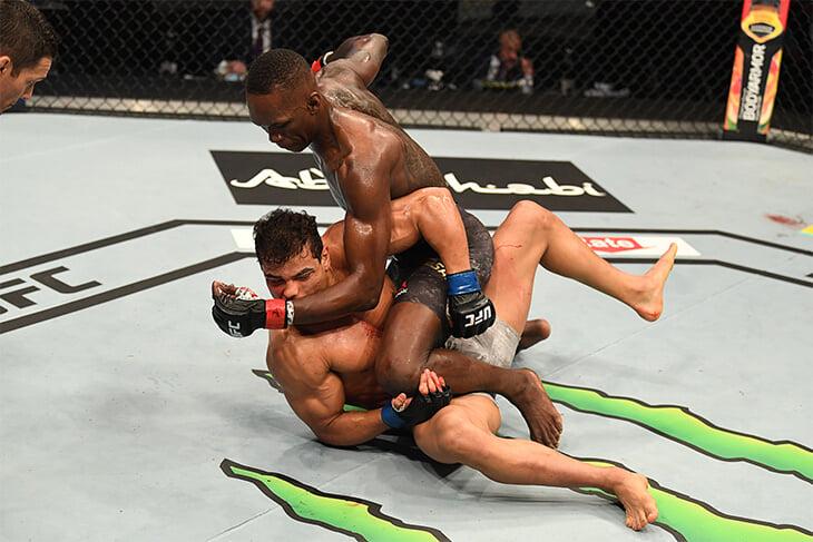 Адесанья – другой уровень. Его скиллы, IQ, менталитет и перфомансы просто недосягаемы в UFC